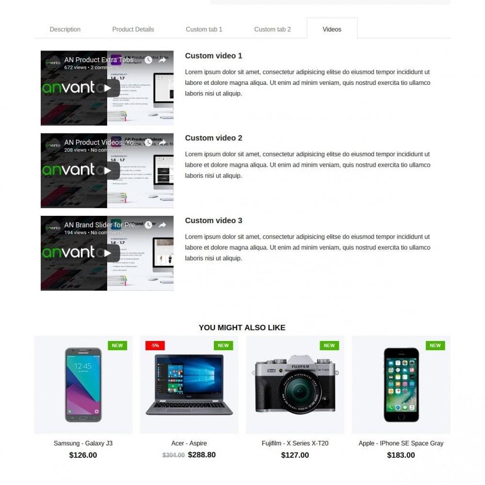 theme - Electronique & High Tech - iHave - High-tech Shop - 10