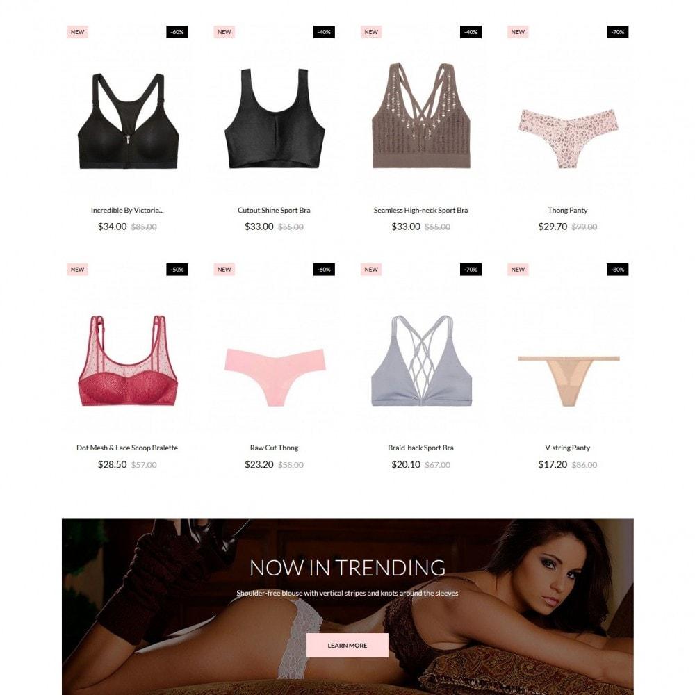 theme - Lingerie & Adulti - Ladiesvenue Lingerie Shop - 3