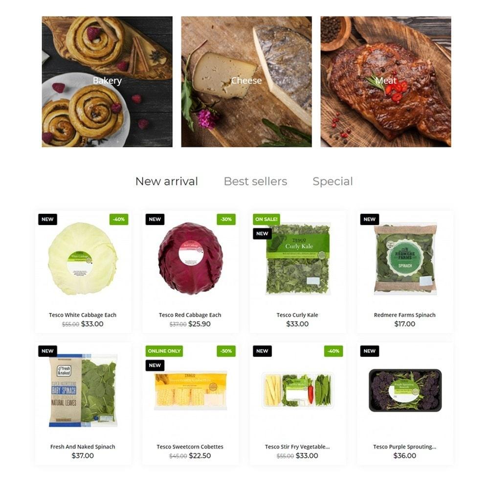 theme - Gastronomía y Restauración - Tortilla - 3