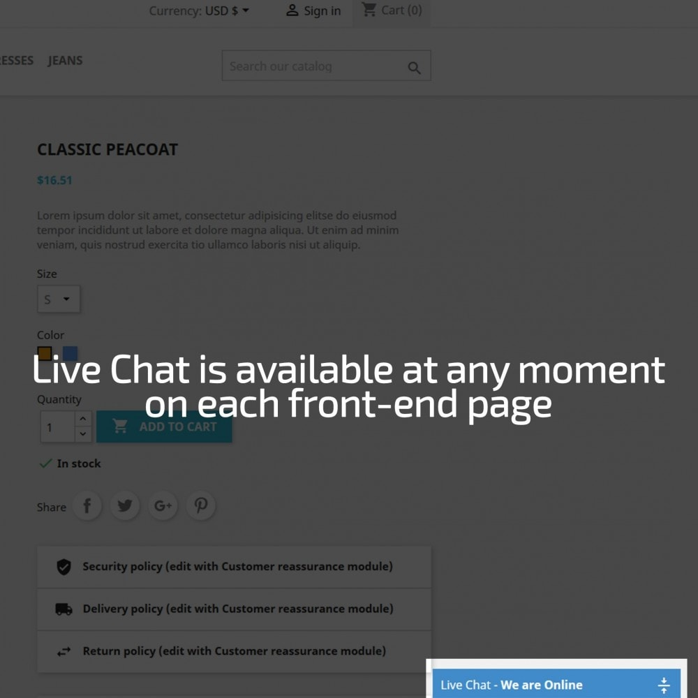 module - Support & Chat Online - AN Responsive Live Chat - 3