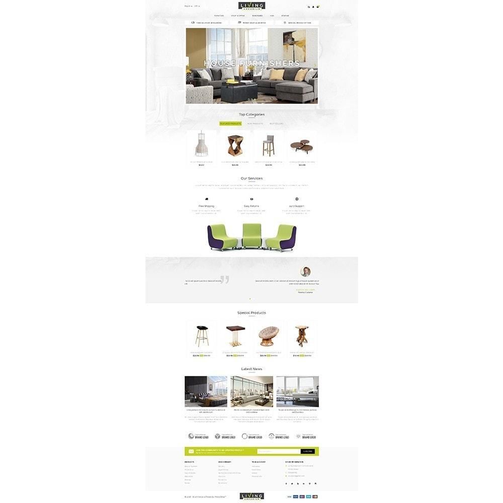 theme - Dom & Ogród - Living Emporium Store - 2