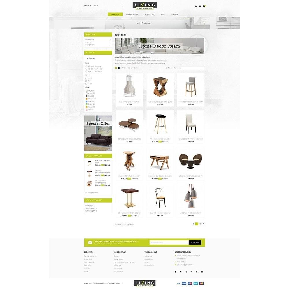 theme - Dom & Ogród - Living Emporium Store - 3