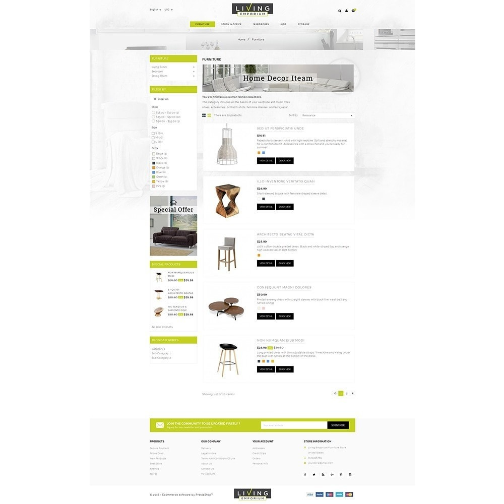 theme - Heim & Garten - Living Emporium Store - 4