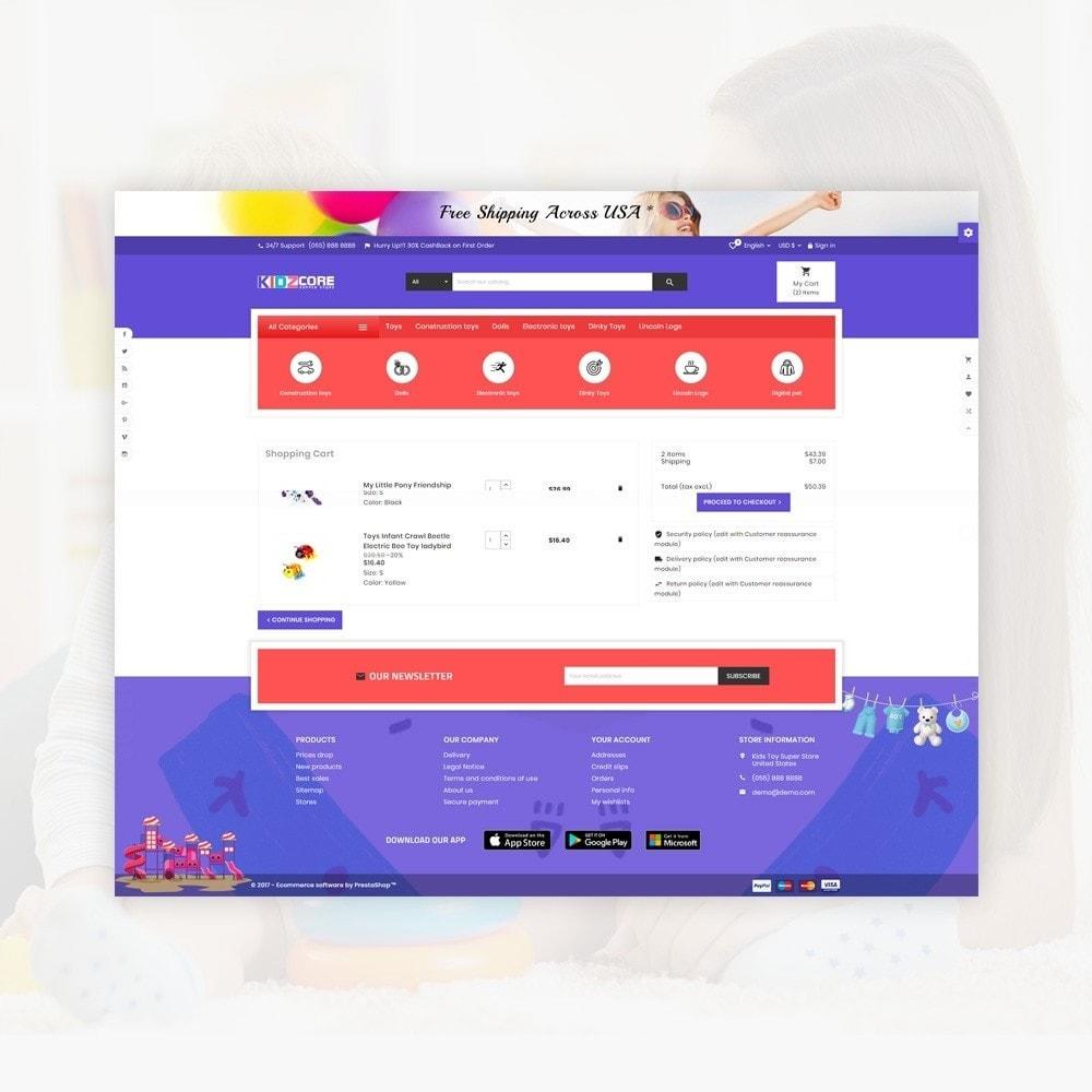 theme - Zabawki & Artykuły dziecięce - Kidz Core – Kids Toy Super Store - 5