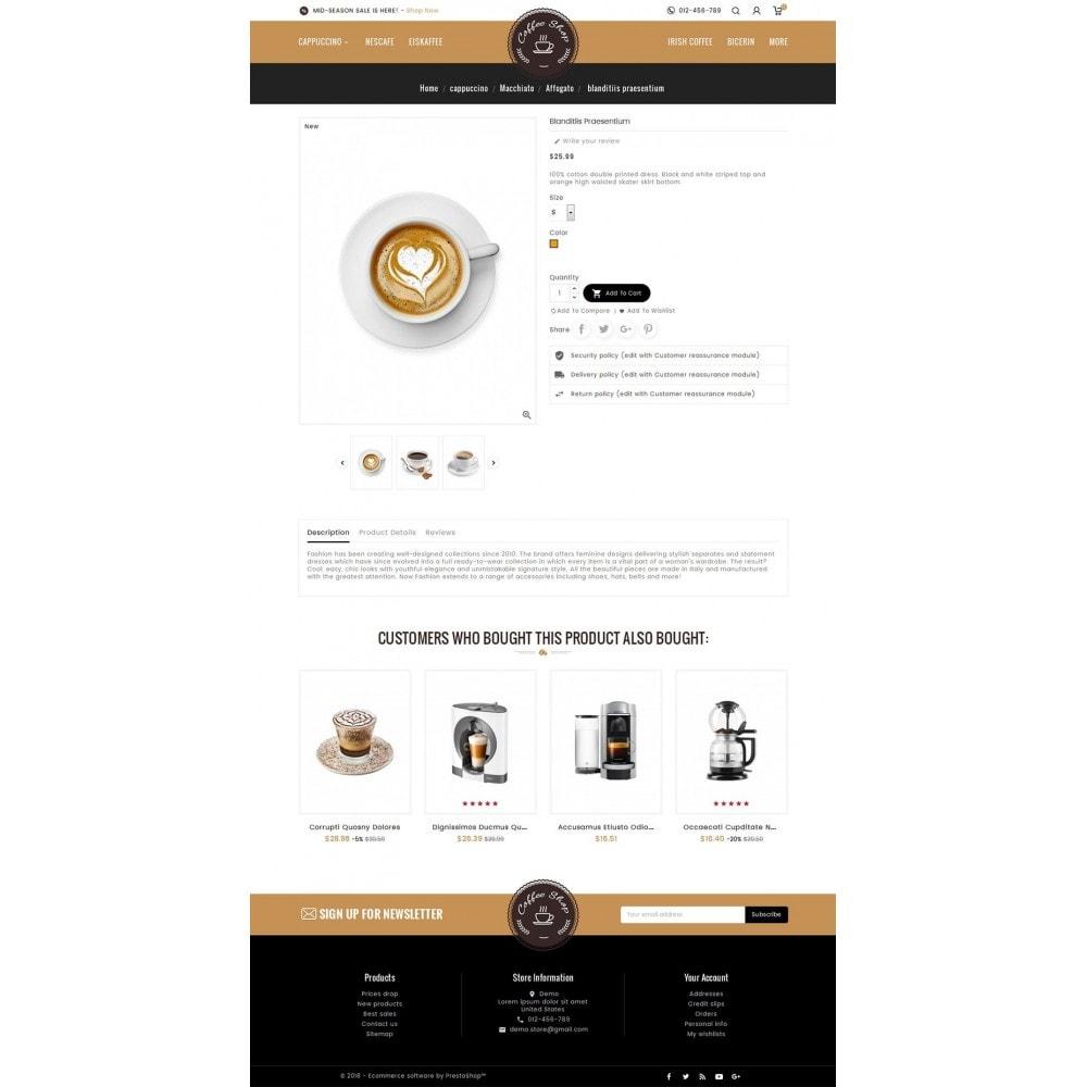 theme - Bebidas & Tabaco - Coffee Shop - 5