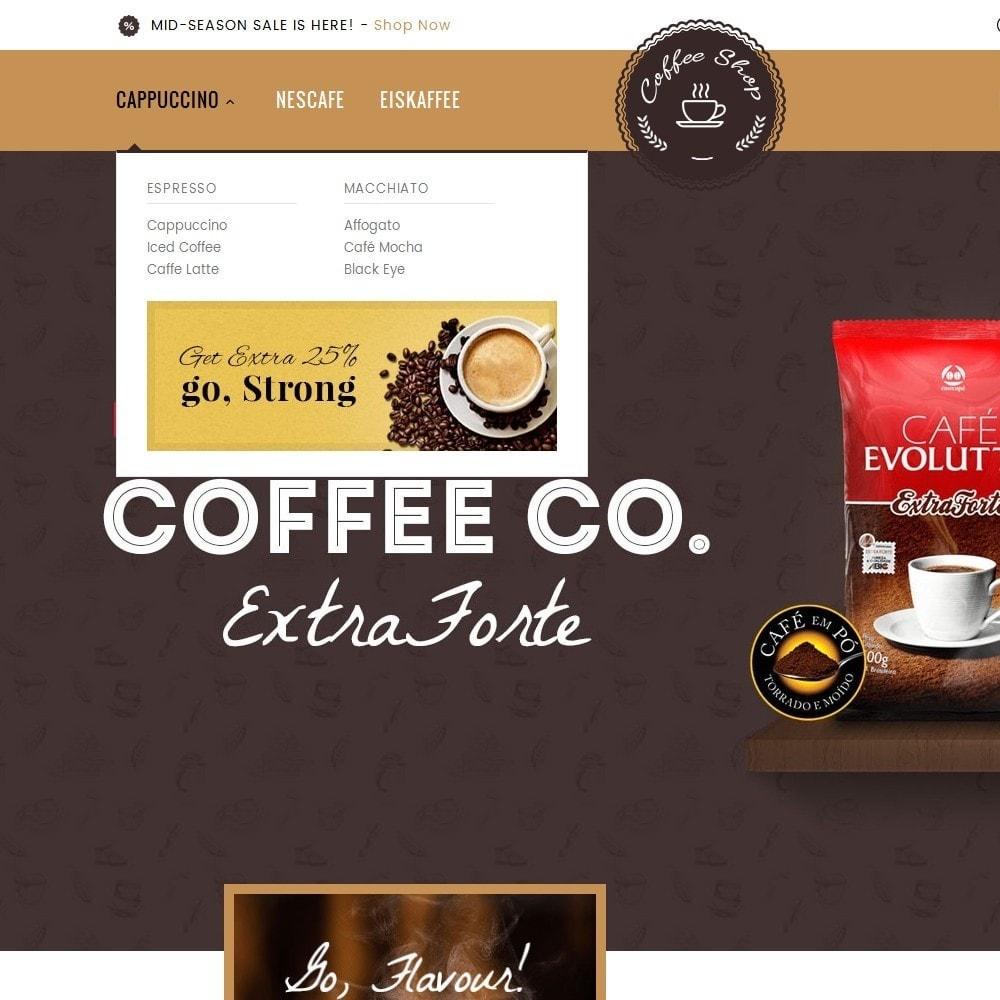 theme - Bebidas & Tabaco - Coffee Shop - 8