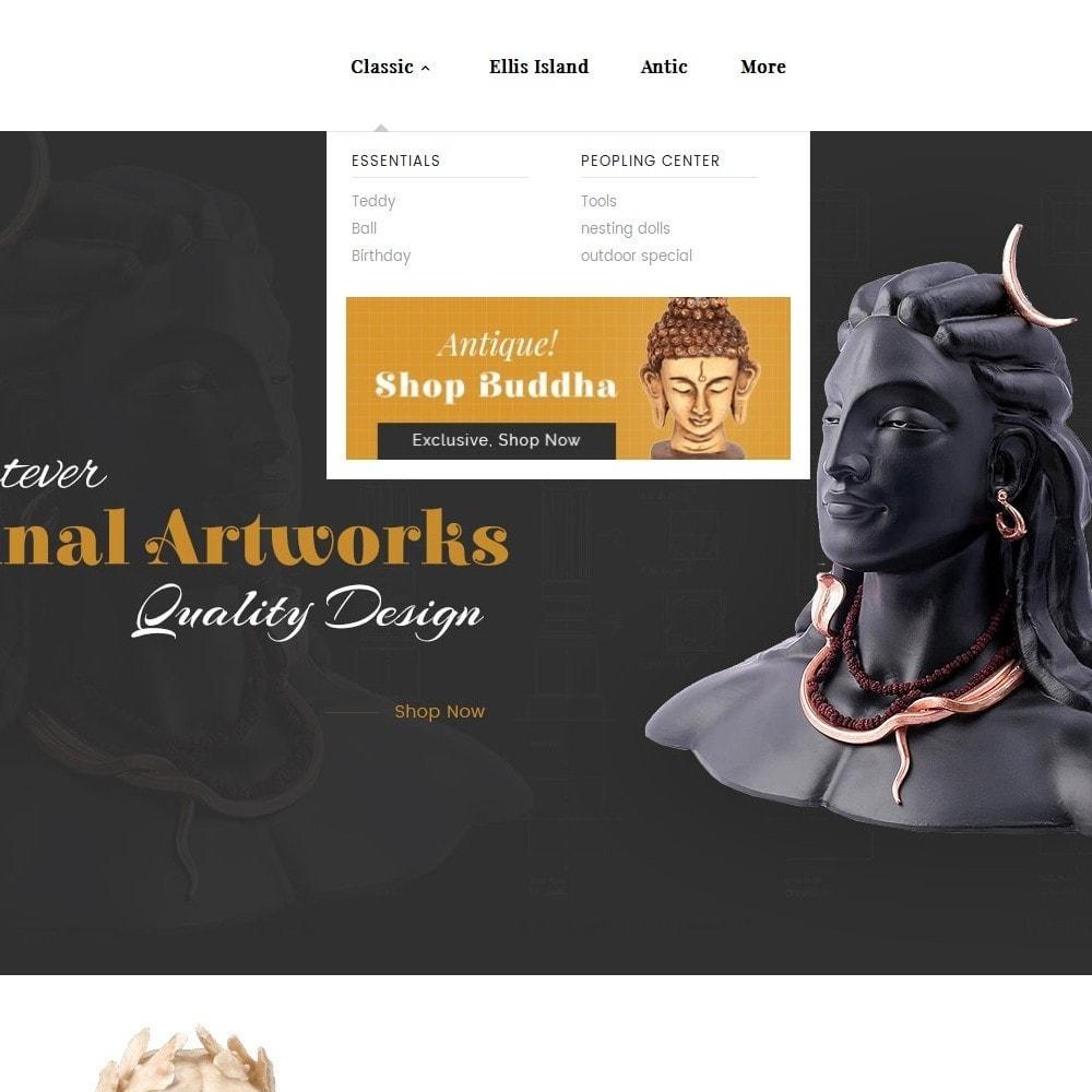 theme - Искусство и Культура - Antique Statue Art - 8