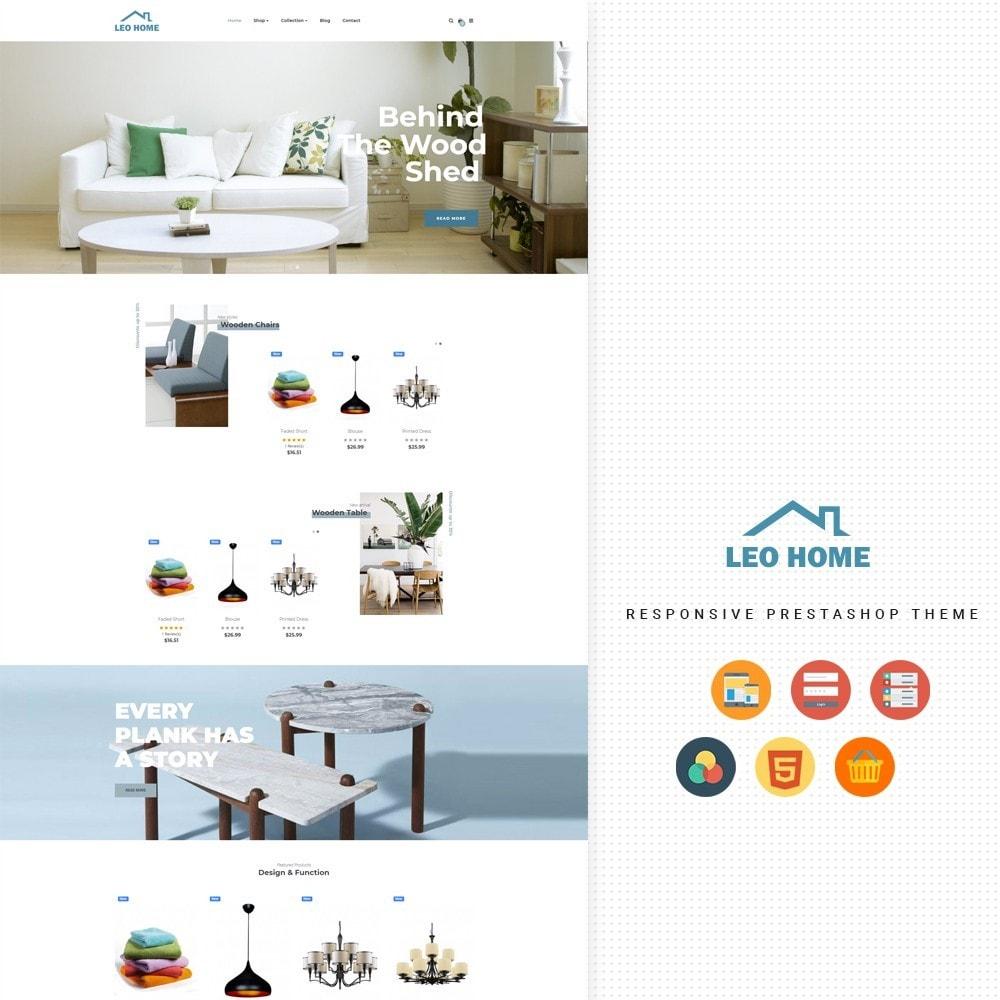 theme - Home & Garden - Leo Home - 1