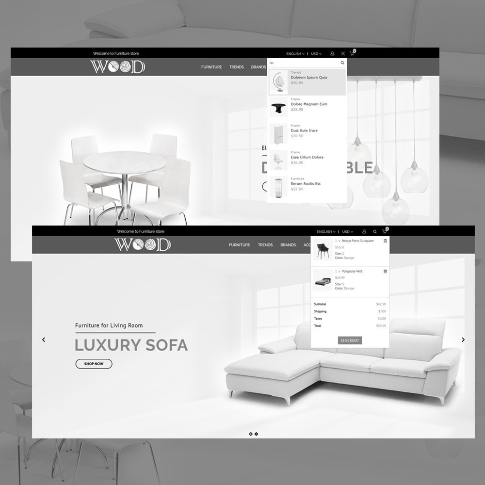 theme - Dom & Ogród - Furniture Store - 6