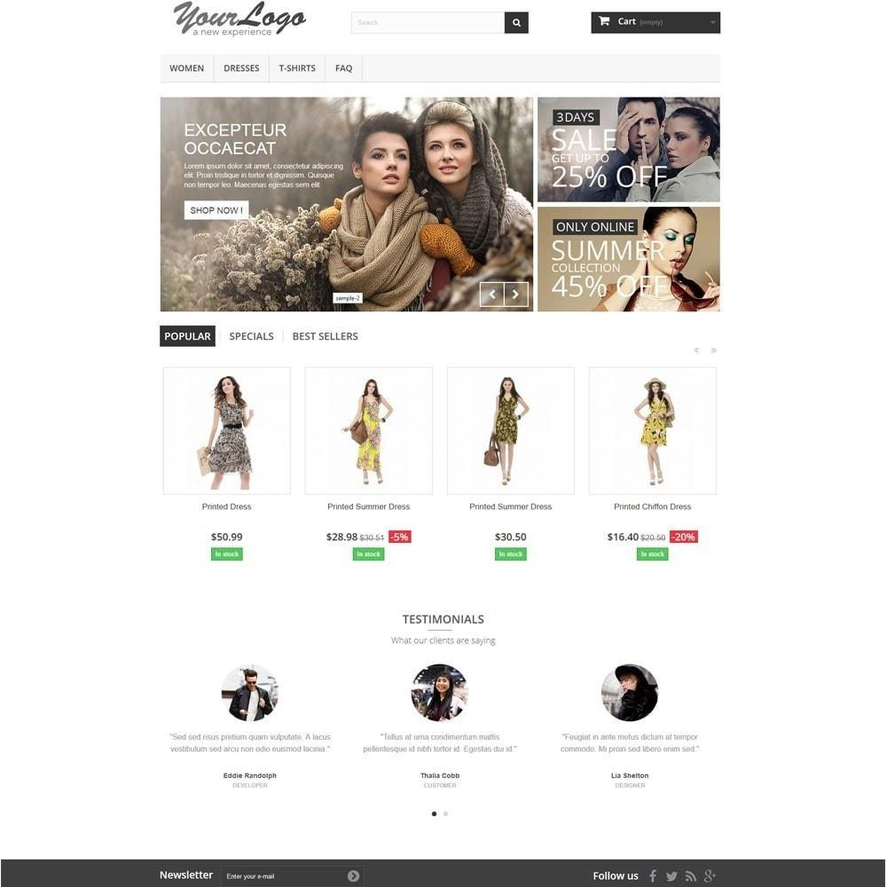 module - Customer Reviews - Testimonials carousel with avatars - 3