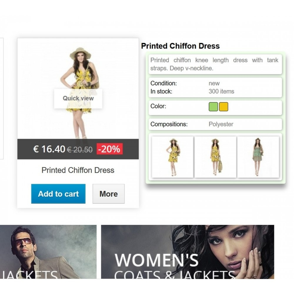 module - Additional Information & Product Tab - Product hover info - 2