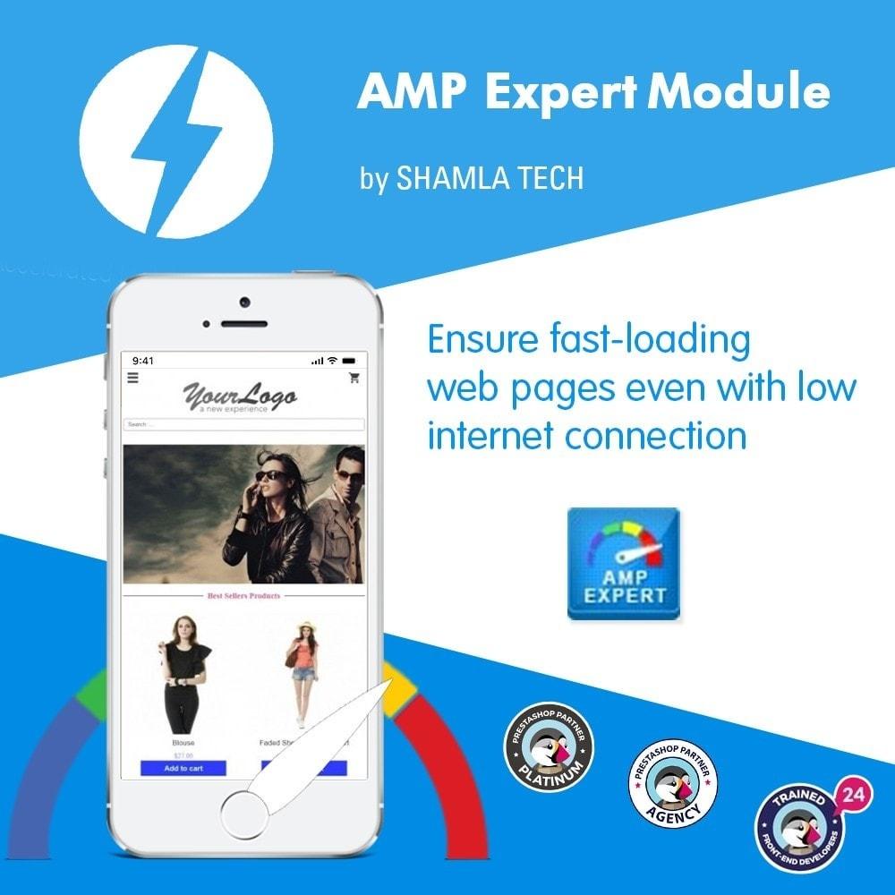 module - Mobile - Expert AMP - 1