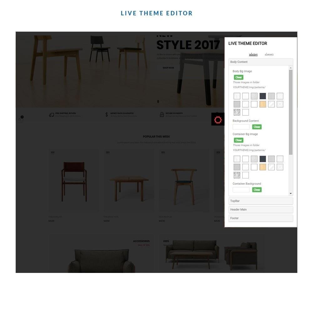 theme - Дом и сад - Estilo Store - 8