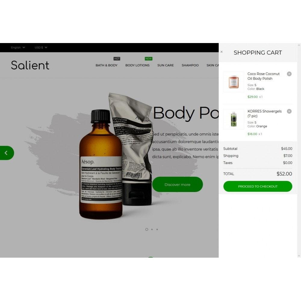 theme - Gezondheid & Schoonheid - Salient Cosmetics - 7