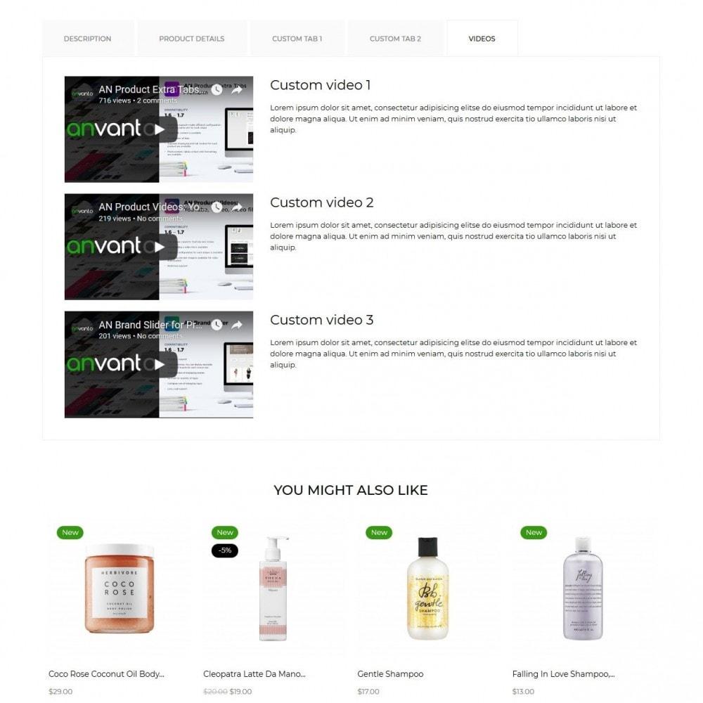 theme - Gezondheid & Schoonheid - Salient Cosmetics - 9