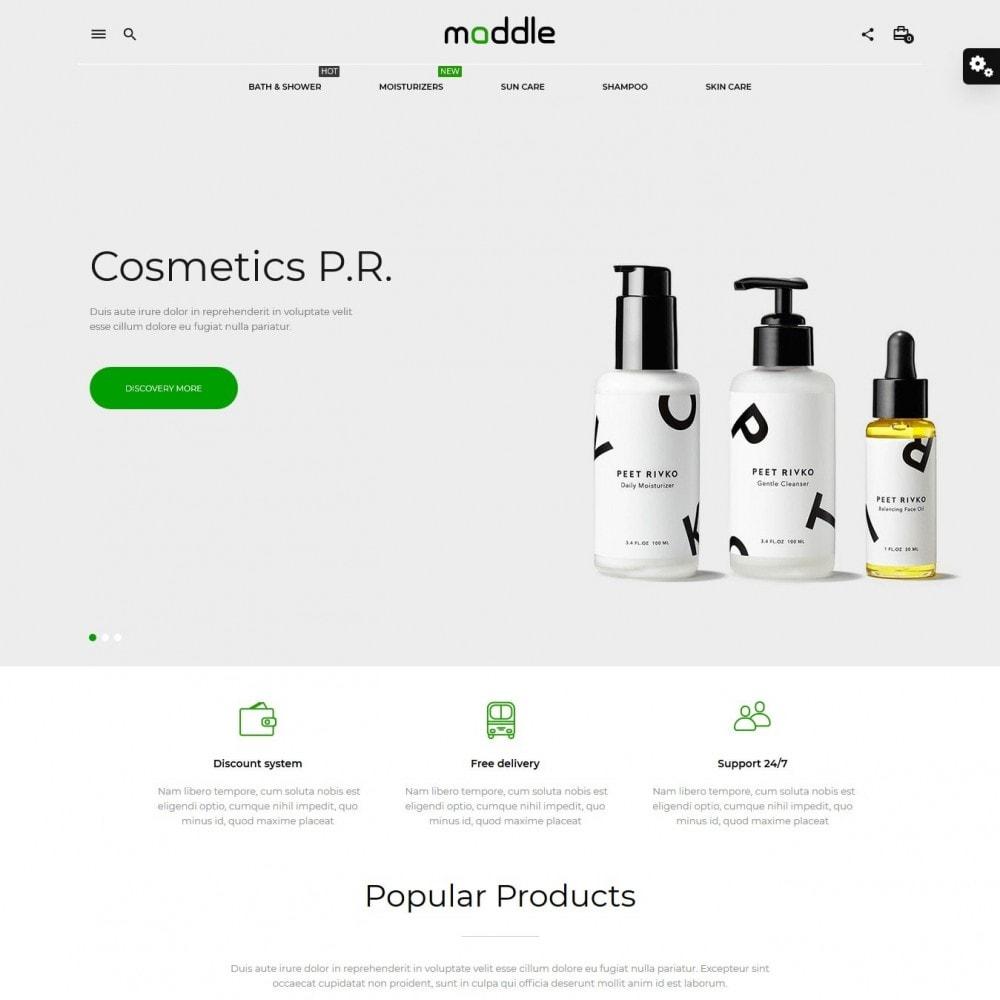 theme - Gesundheit & Schönheit - Maddle Cosmetics - 2