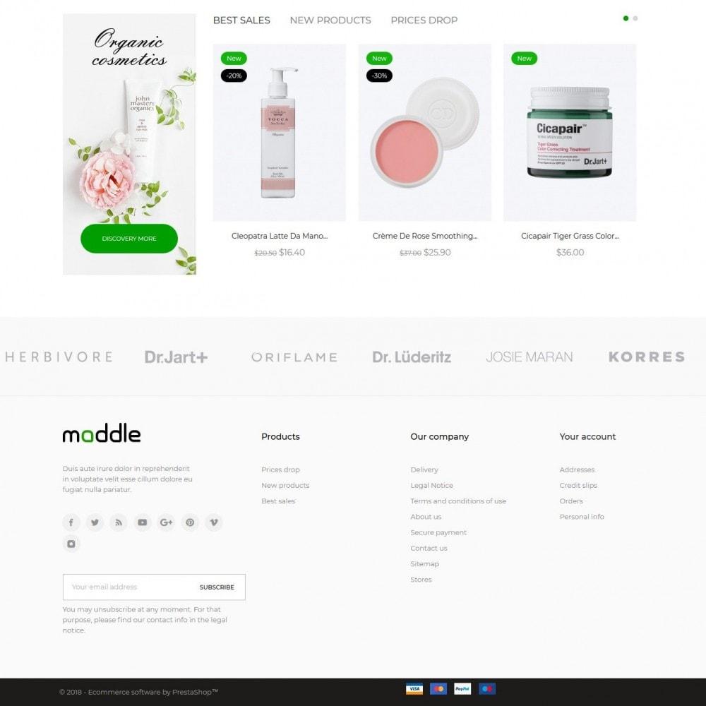 theme - Gesundheit & Schönheit - Maddle Cosmetics - 4