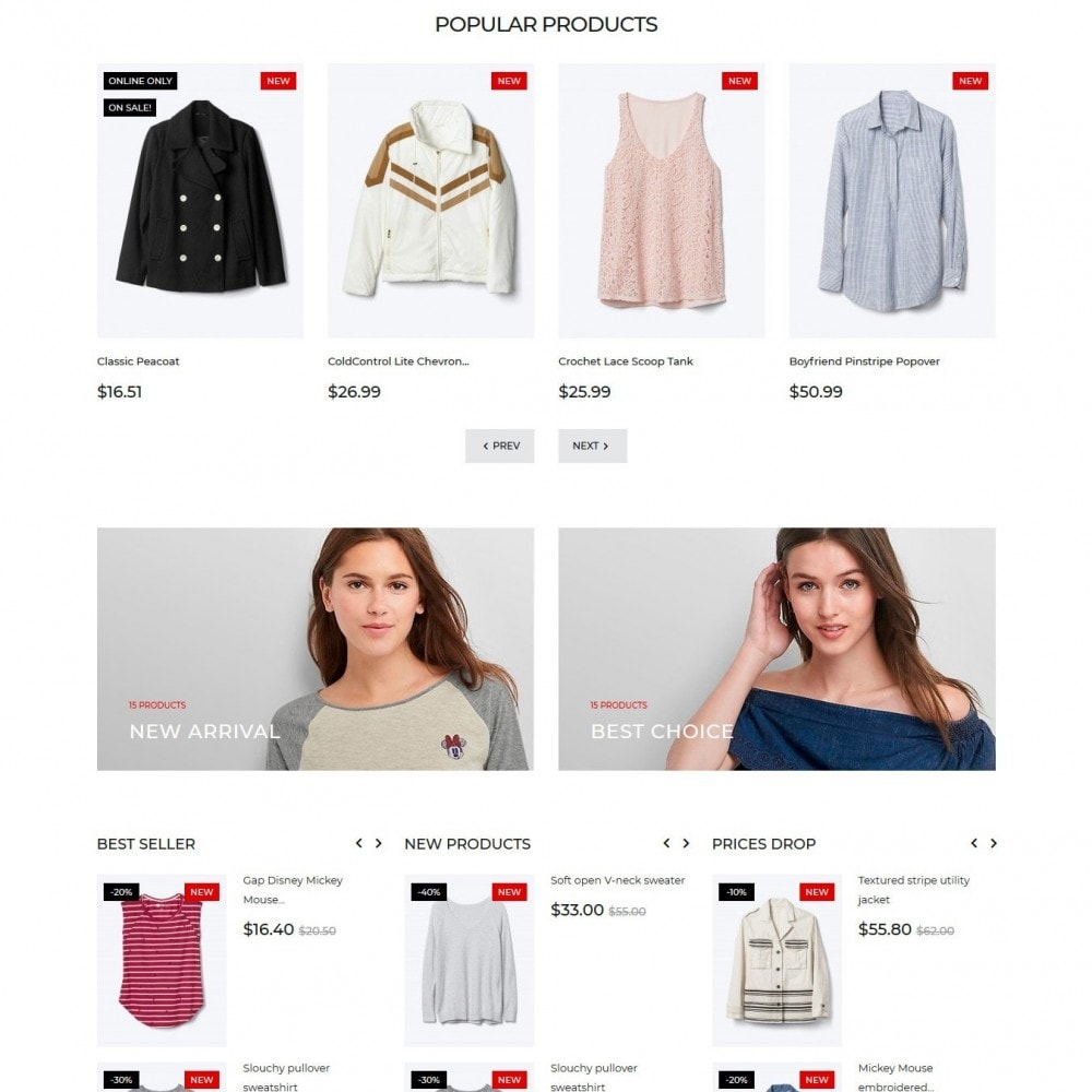 theme - Moda & Calzature - Almandine Fashion Store - 4