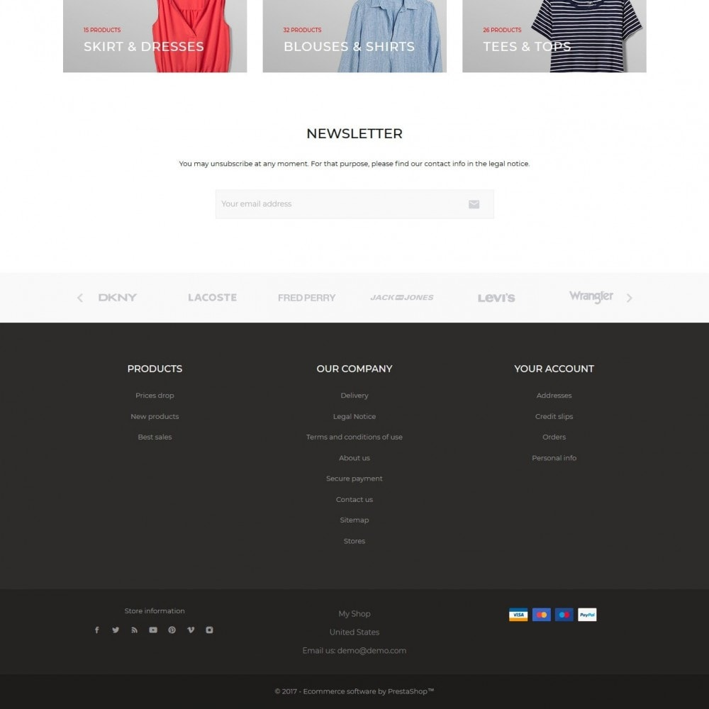 theme - Moda & Calzature - Almandine Fashion Store - 5