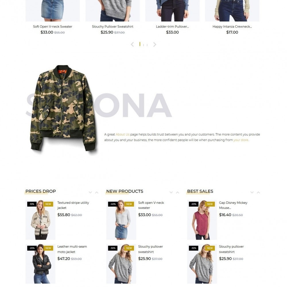 theme - Mode & Schoenen - Sedona Fashion Store - 4