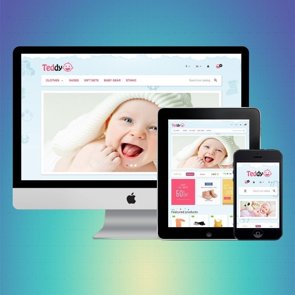 theme - Crianças & Brinquedos - VP_Teddy Store - 1