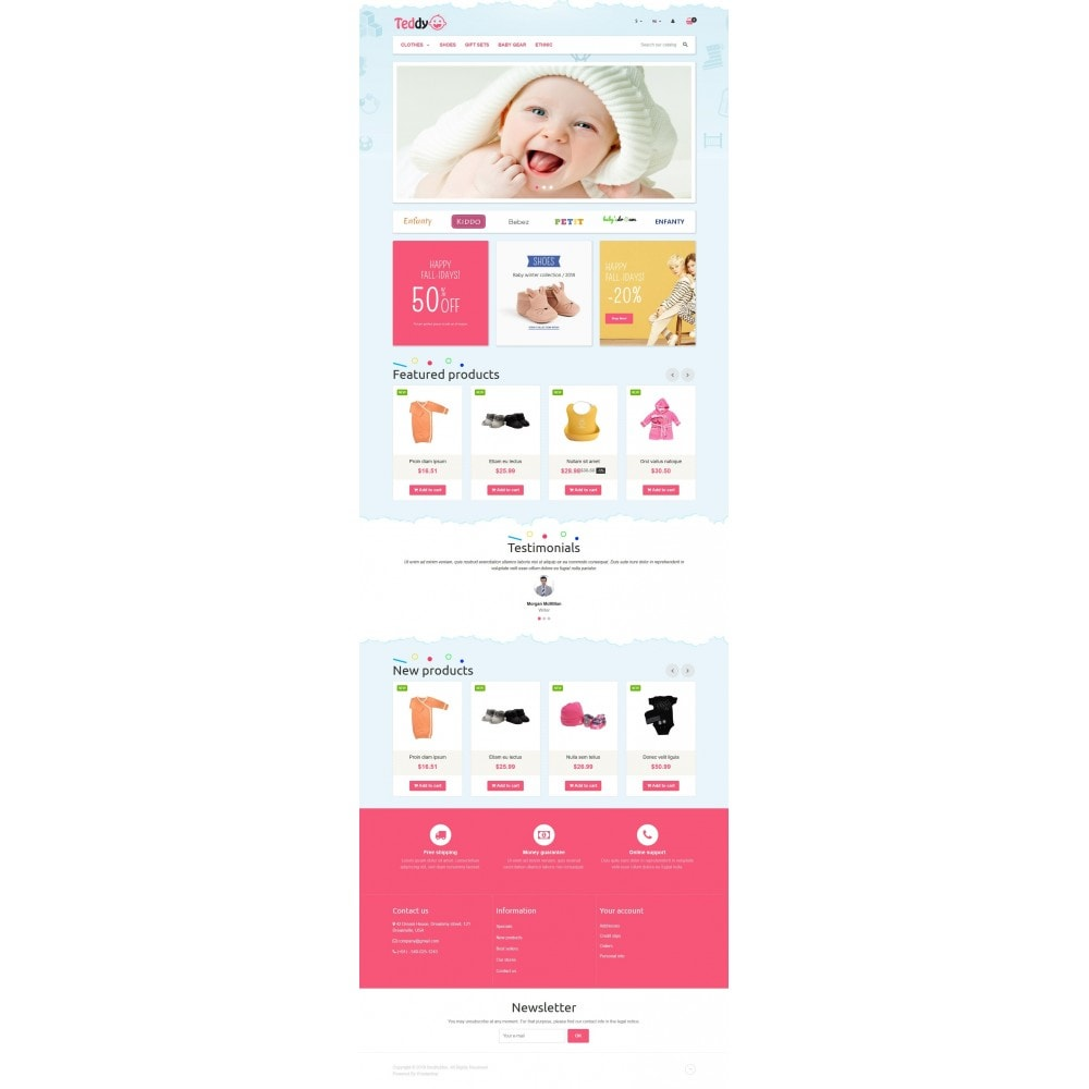 theme - Kids & Toys - VP_Teddy Store - 2