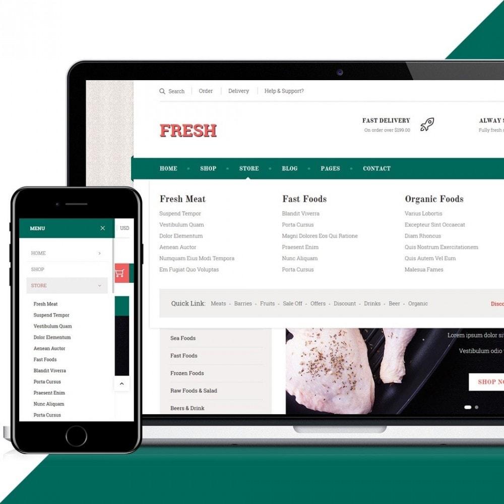 theme - Żywność & Restauracje - Fresh Store - 3