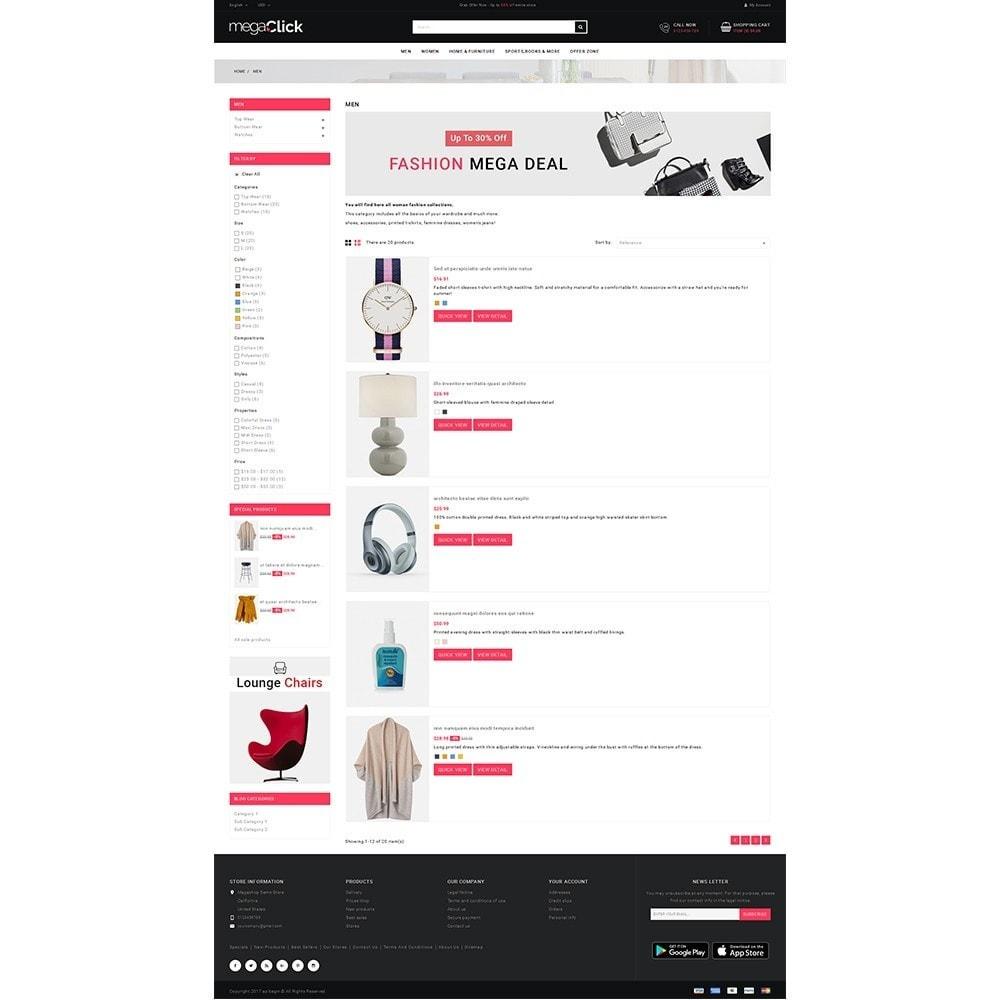 theme - Casa & Giardino - Megaclick Store - 4