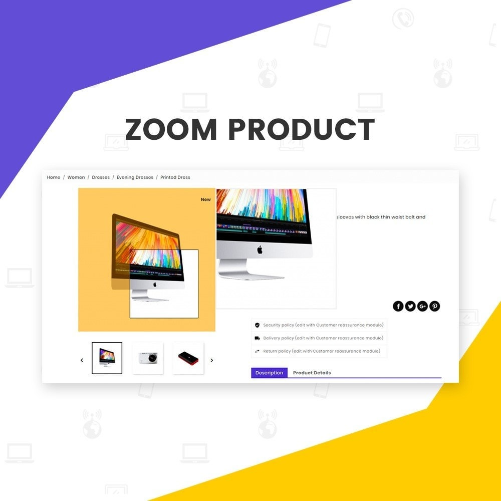 theme - Elektronika & High Tech - Elezor – Electronic Super Store v3 - 15