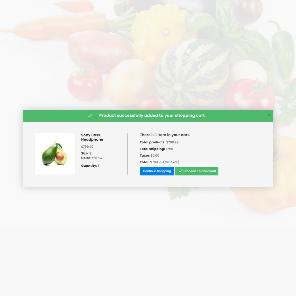 theme - Eten & Restaurant - Orangic – Fresh Green Foods Super Store - 12