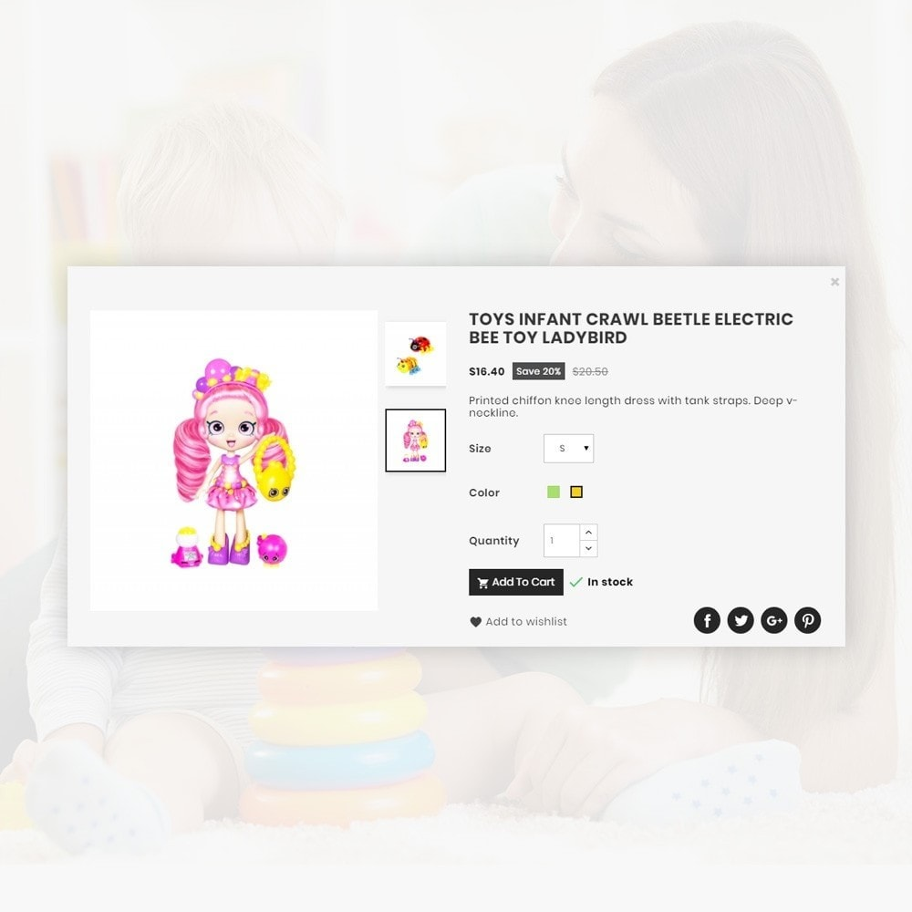 theme - Crianças & Brinquedos - Kidz Core - Kids Toy Super Store - 12