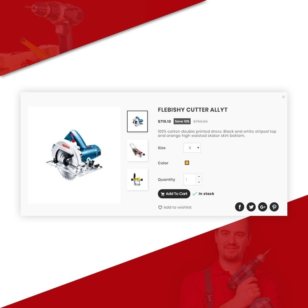 theme - Carros & Motos - ToolTrix – Tools and Parts Super Store v2 - 12