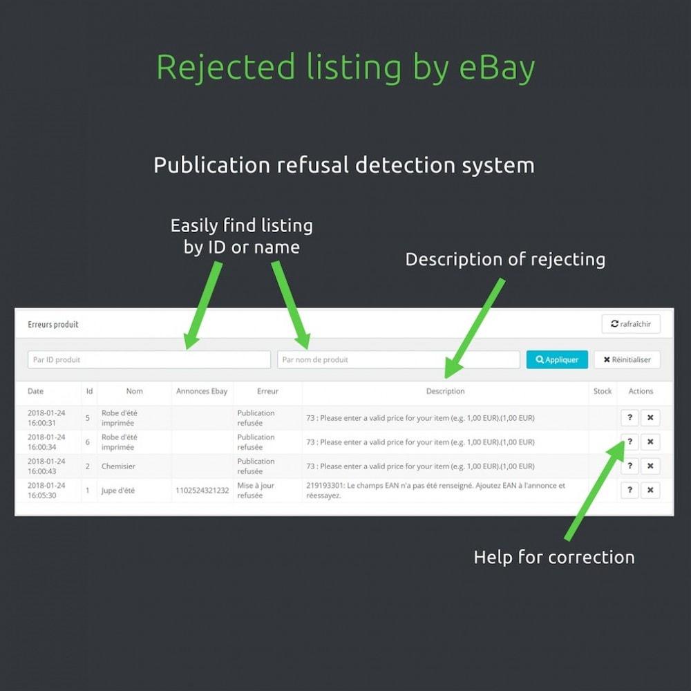 module - Marktplaats (marketplaces) - Ebay 2.0 Marketplace - 8