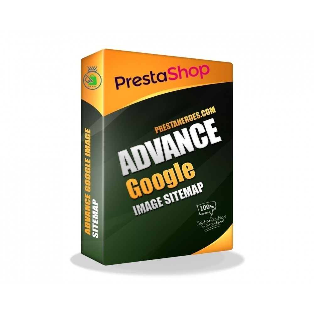 advanced google image sitemap generator prestashop addons