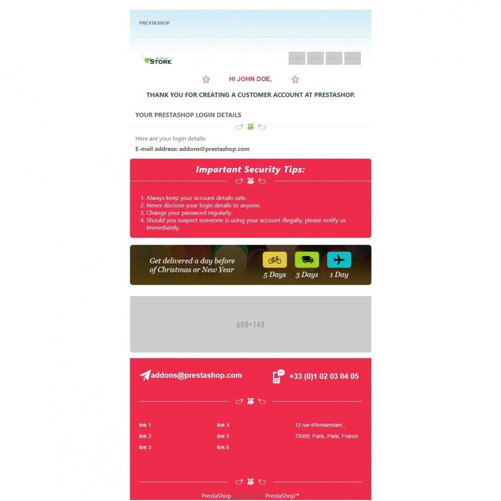 email - Email templates PrestaShop - Lingerie Multipurpose Mail - 1