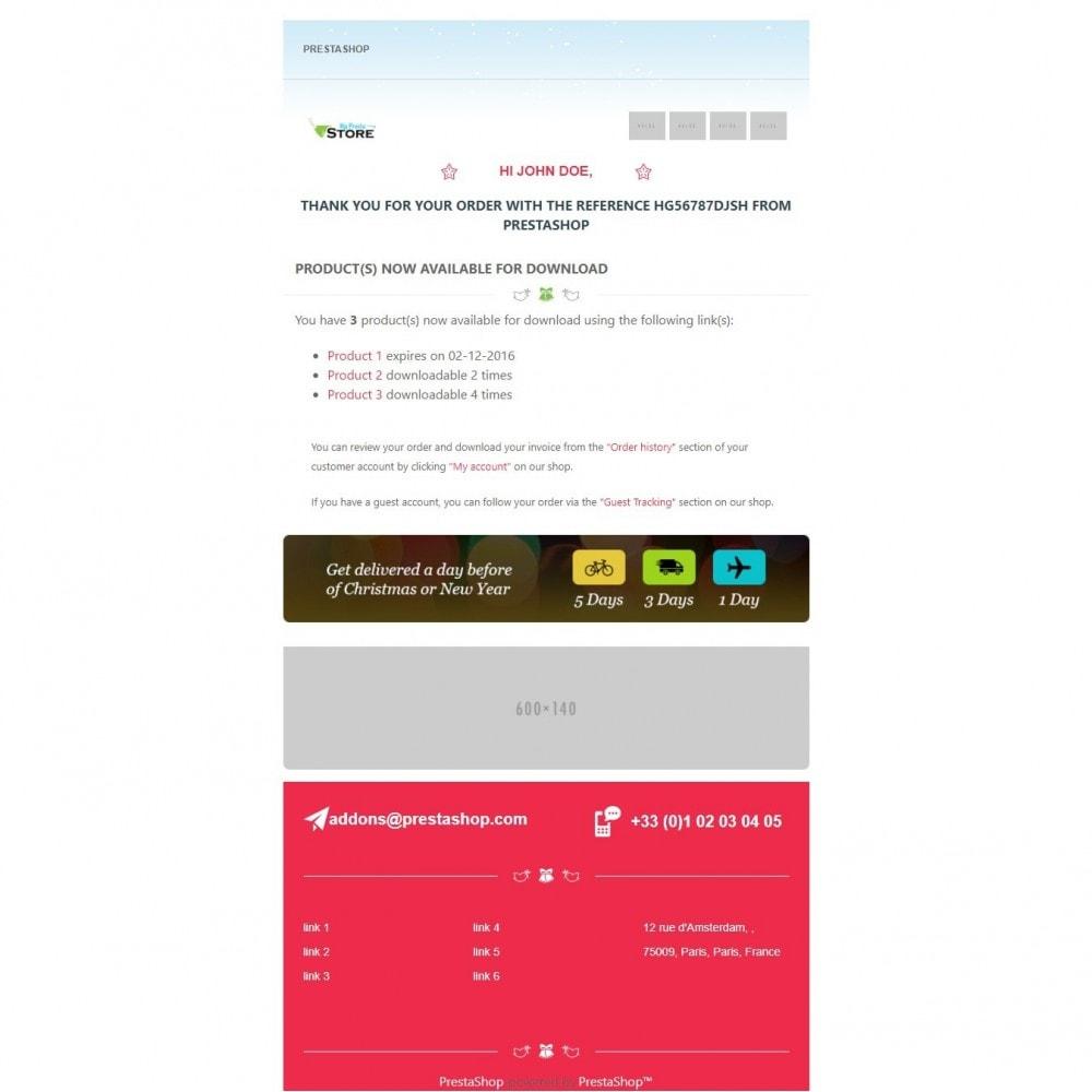 email - Email templates PrestaShop - Lingerie Multipurpose Mail - 5