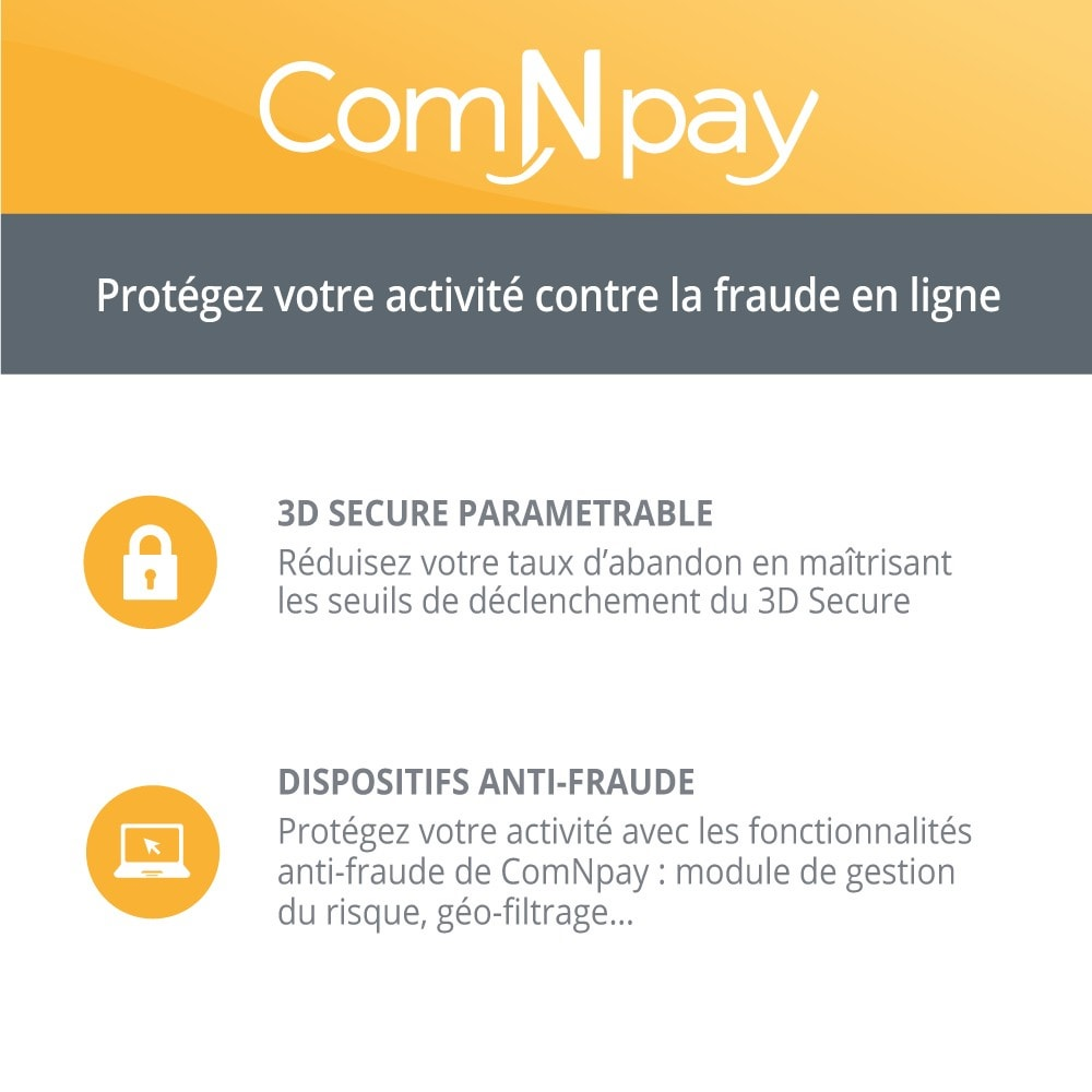 module - Paiement par Carte ou Wallet - ComNpay - 3