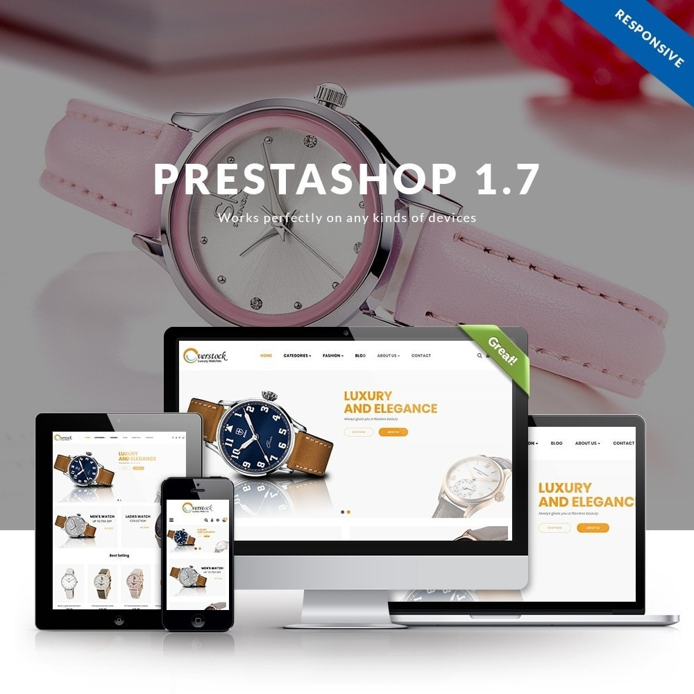 theme - Joyas y Accesorios - Overstock fashion watches - 1
