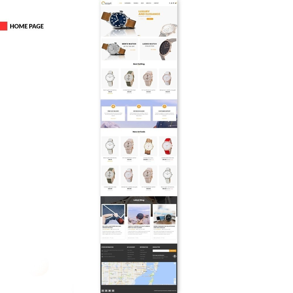 theme - Joyas y Accesorios - Overstock fashion watches - 2