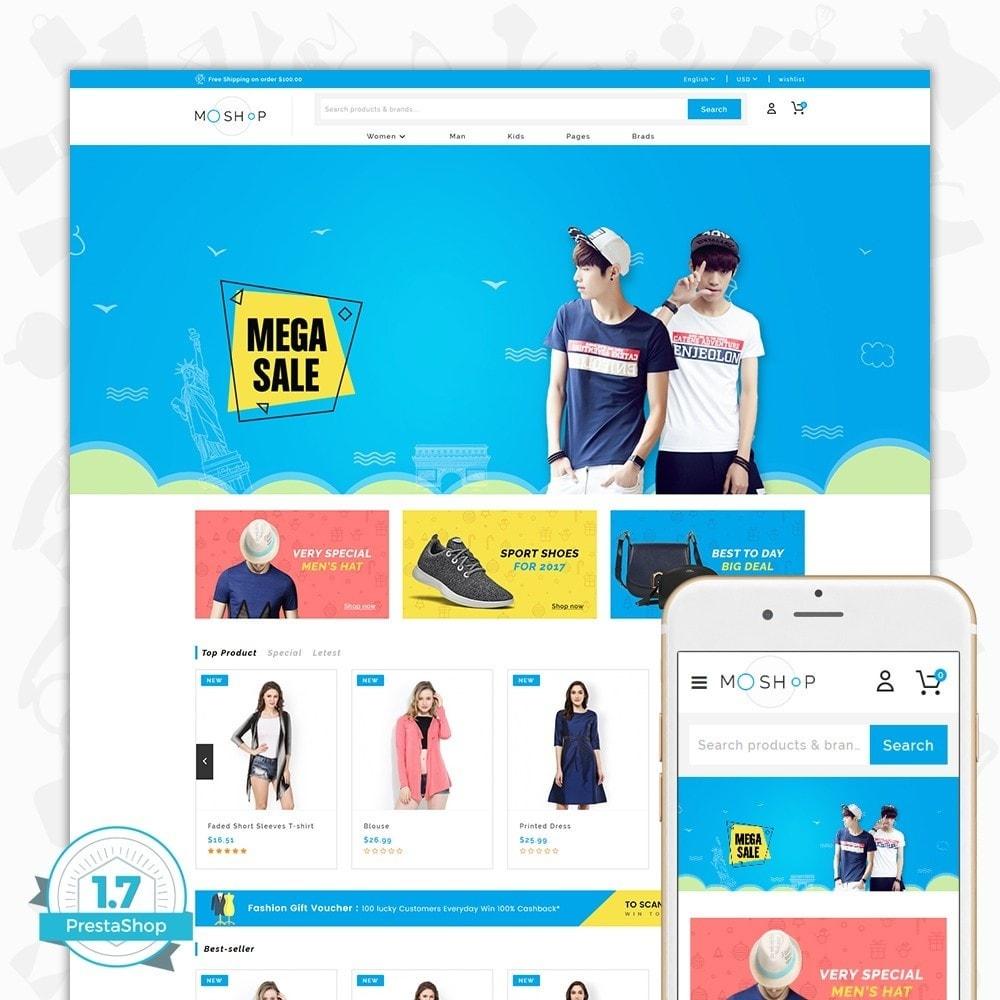 theme - Fashion & Shoes - MOShop -  The Fashion Store - 1