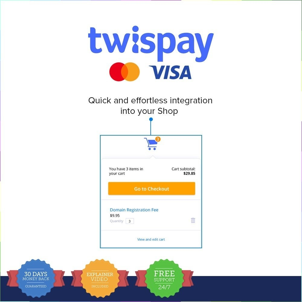 module - Creditcardbetaling of Walletbetaling - Credit Card Payments by Twispay - 2