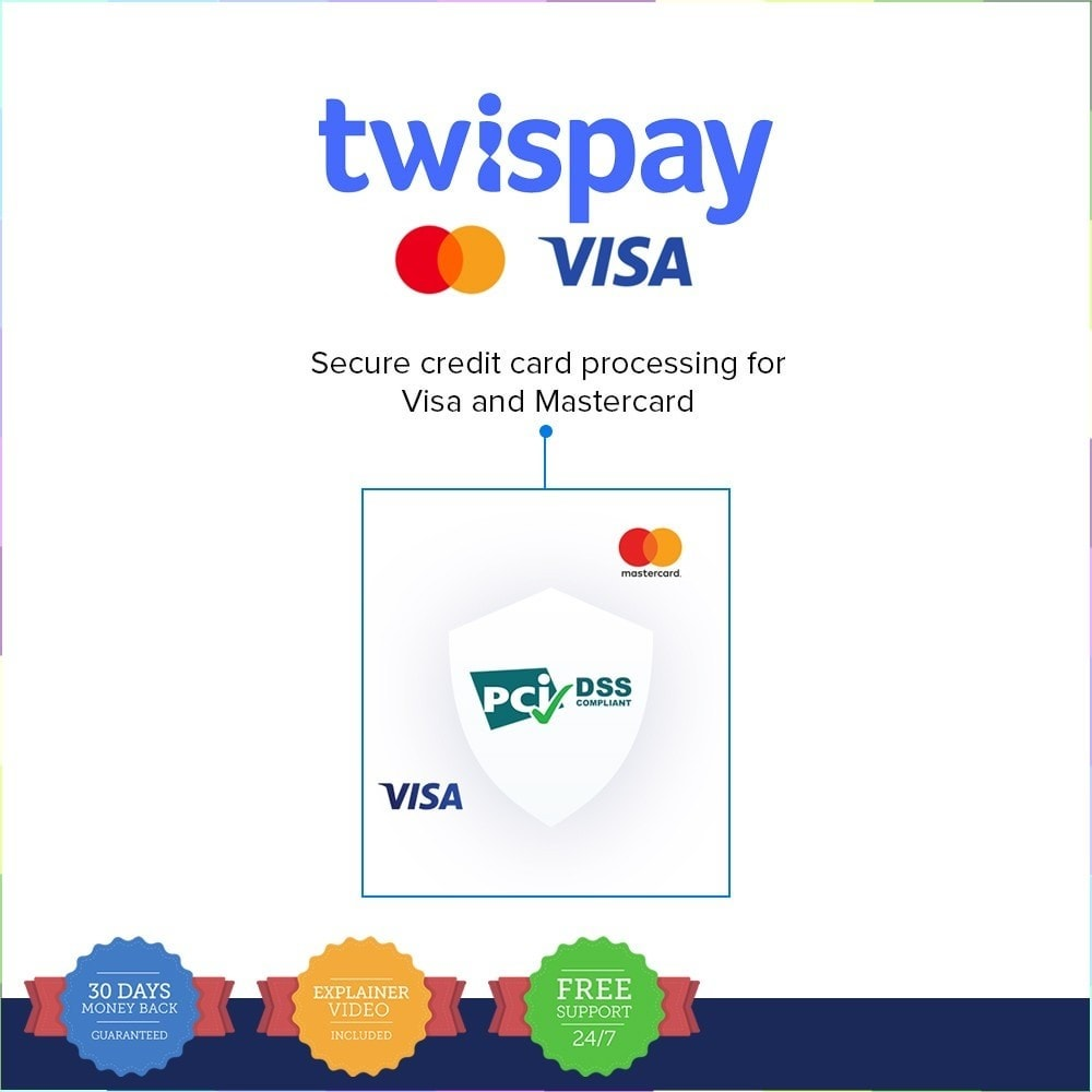 module - Creditcardbetaling of Walletbetaling - Credit Card Payments by Twispay - 3