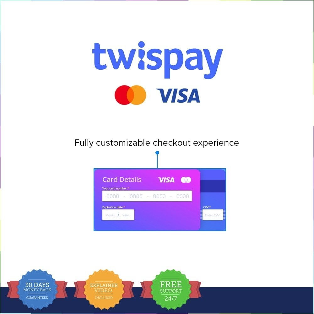 module - Creditcardbetaling of Walletbetaling - Credit Card Payments by Twispay - 4