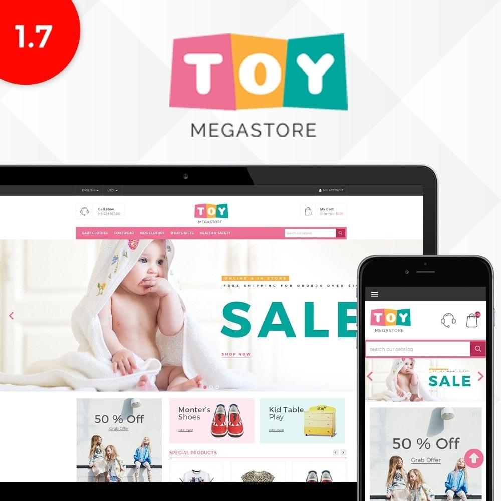 theme - Niños y Juguetes - Toy megastore - 1