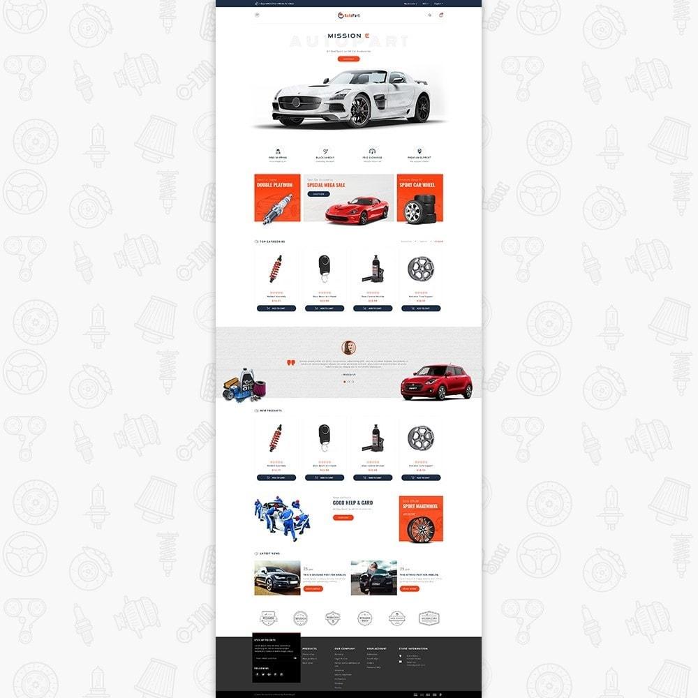 theme - Авто и Мото - Auto Store - 2