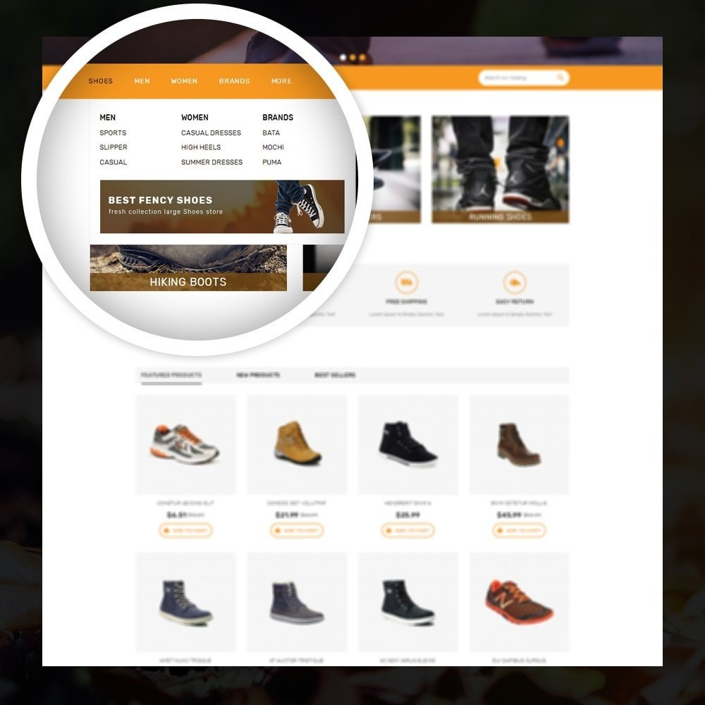 theme - Moda y Calzado - Coolshoes - Shoes store - 7