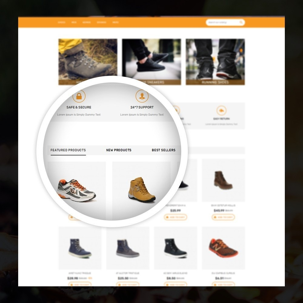 theme - Moda y Calzado - Coolshoes - Shoes store - 9