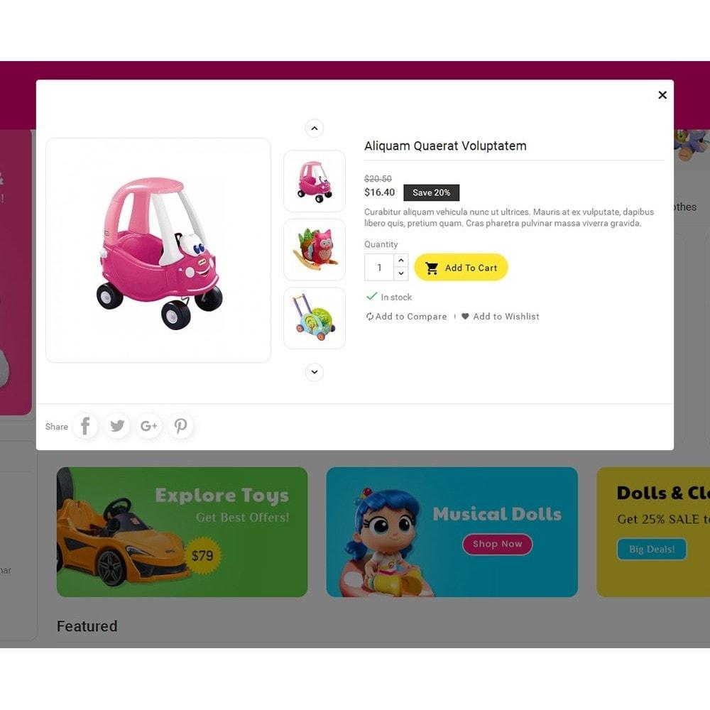 theme - Дети и Игрушки - Mega Shoppe Kid Toys - 8