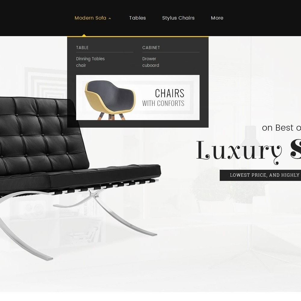 theme - Дом и сад - sofiao modern sofa chairs - 9