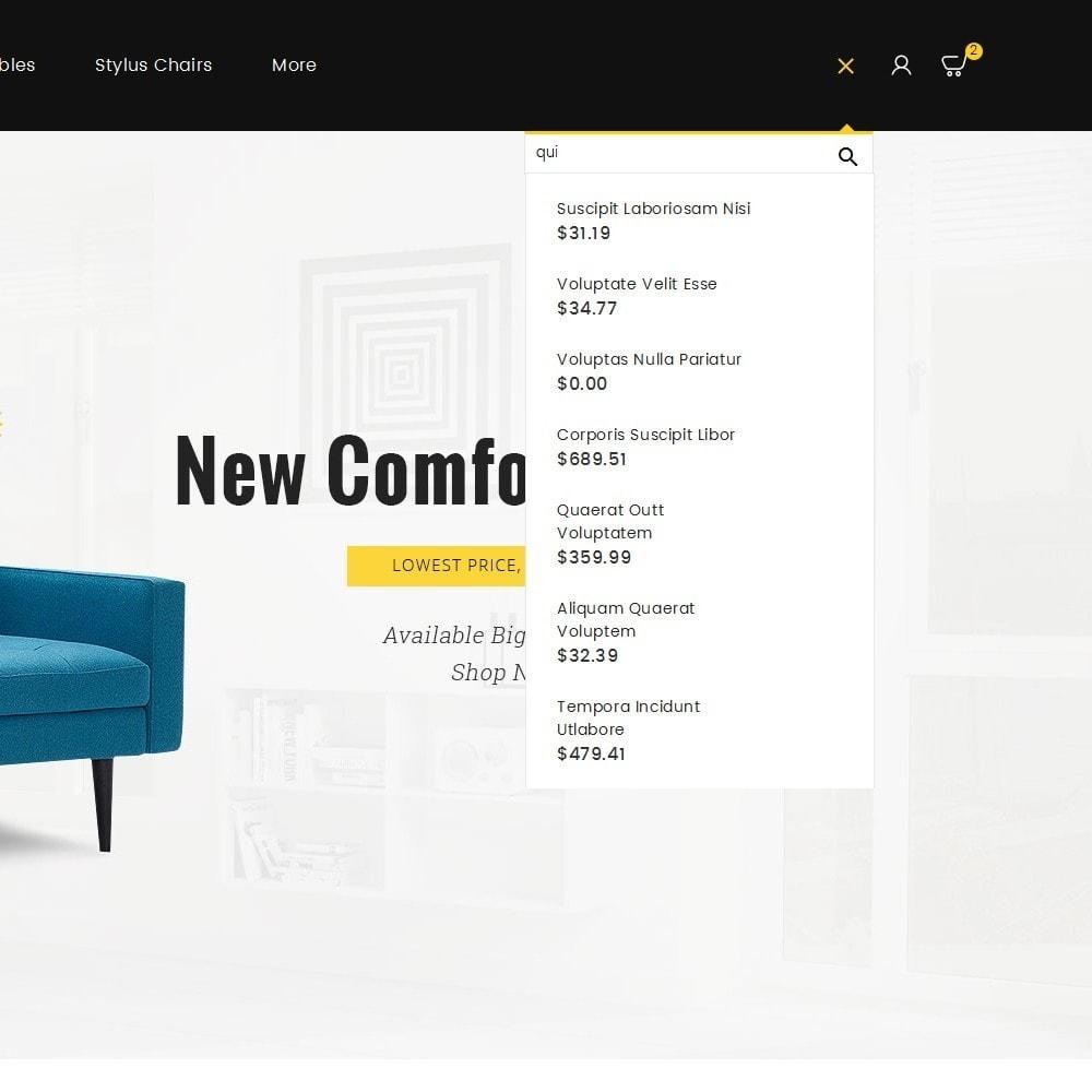 theme - Дом и сад - sofiao modern sofa chairs - 10
